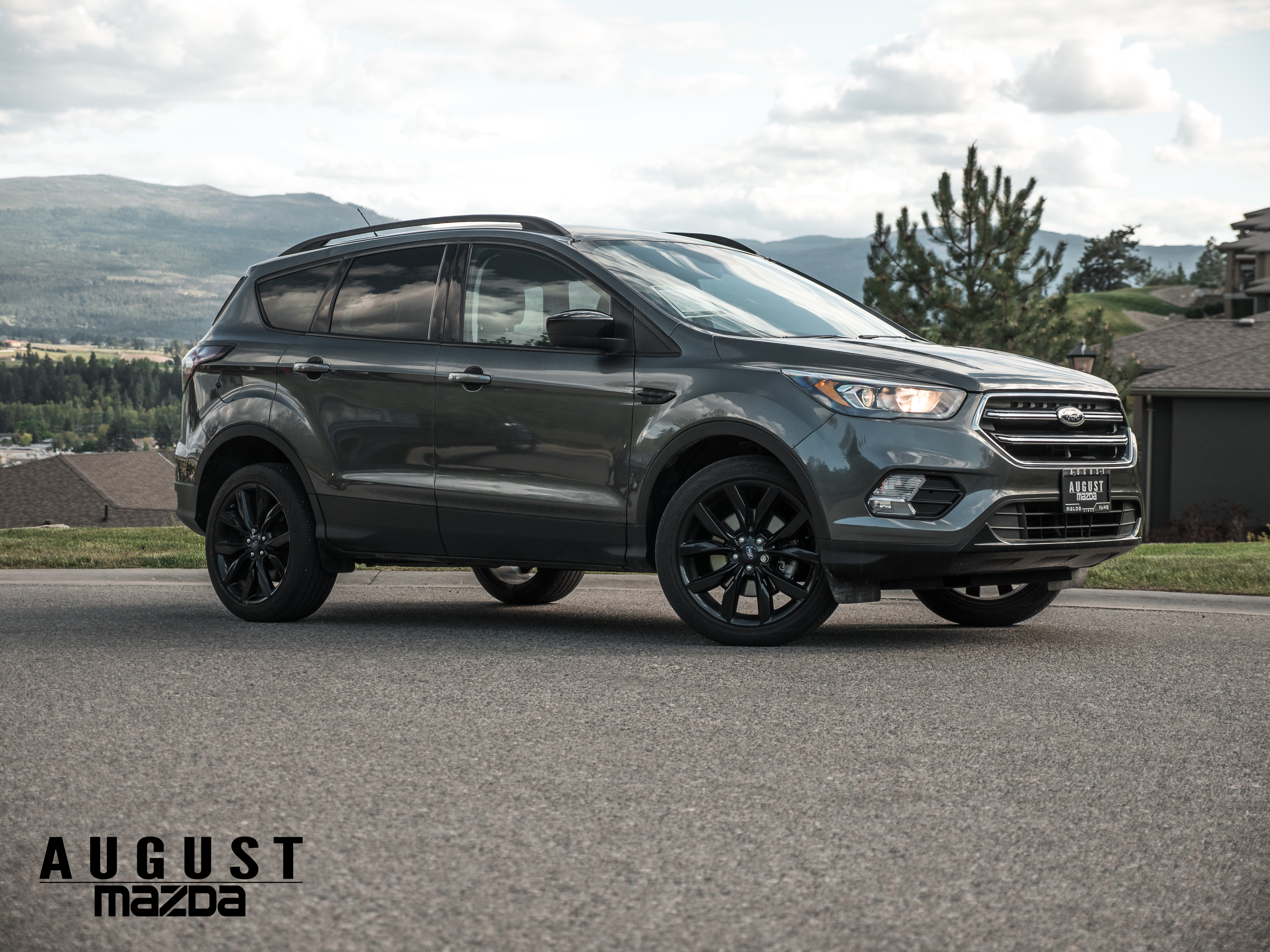 Ford Escape Sport >> Pre Owned 2017 Ford Escape Se Four Wheel Drive 4 Door Suv