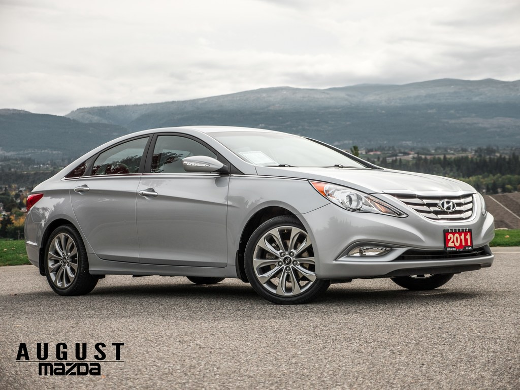 Pre Owned 2011 Hyundai Sonata 2 0t Limited W Navi Sedan In