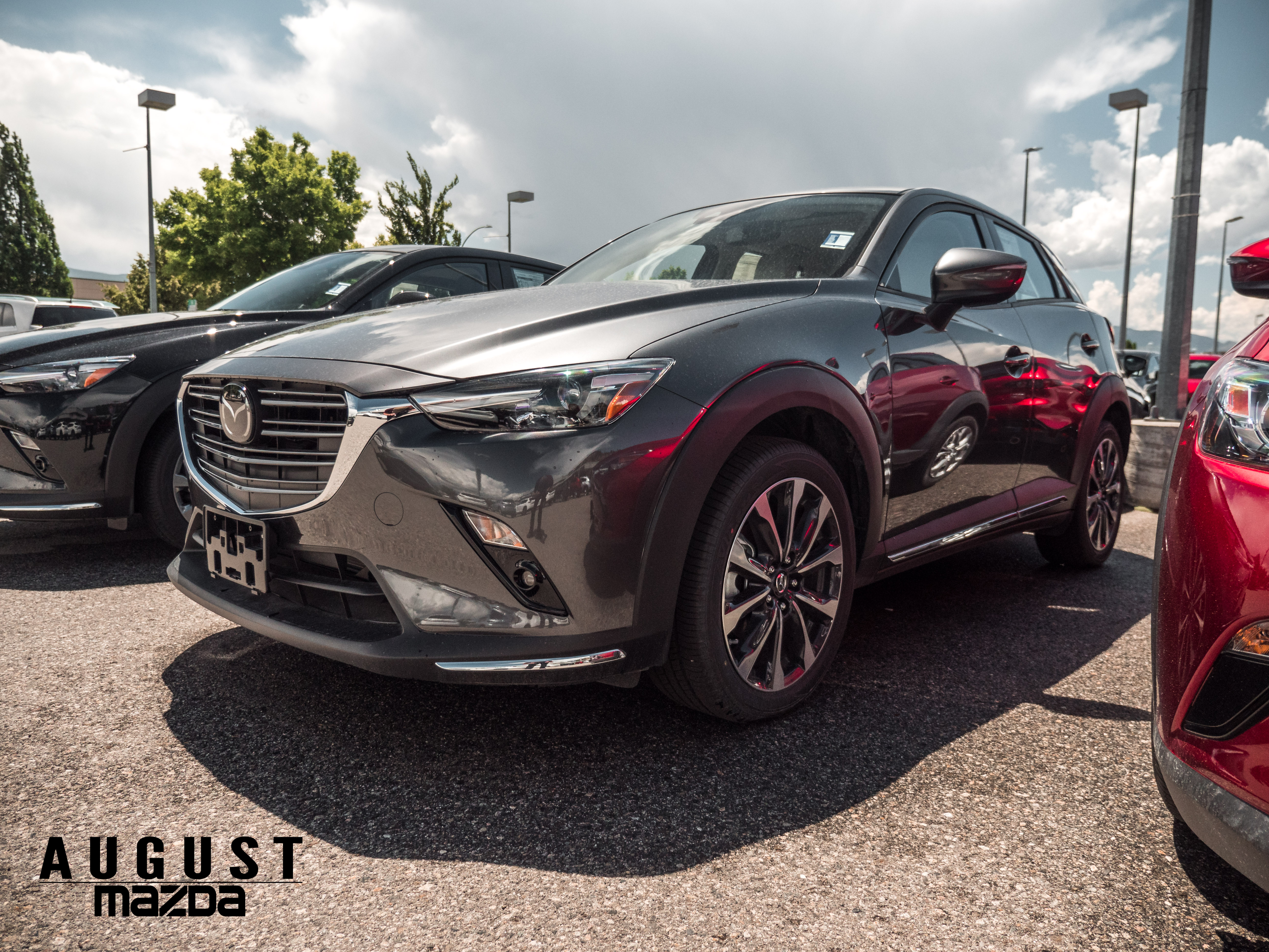 Mazda Cx 3 >> New 2019 Mazda Cx 3 Gt Awd