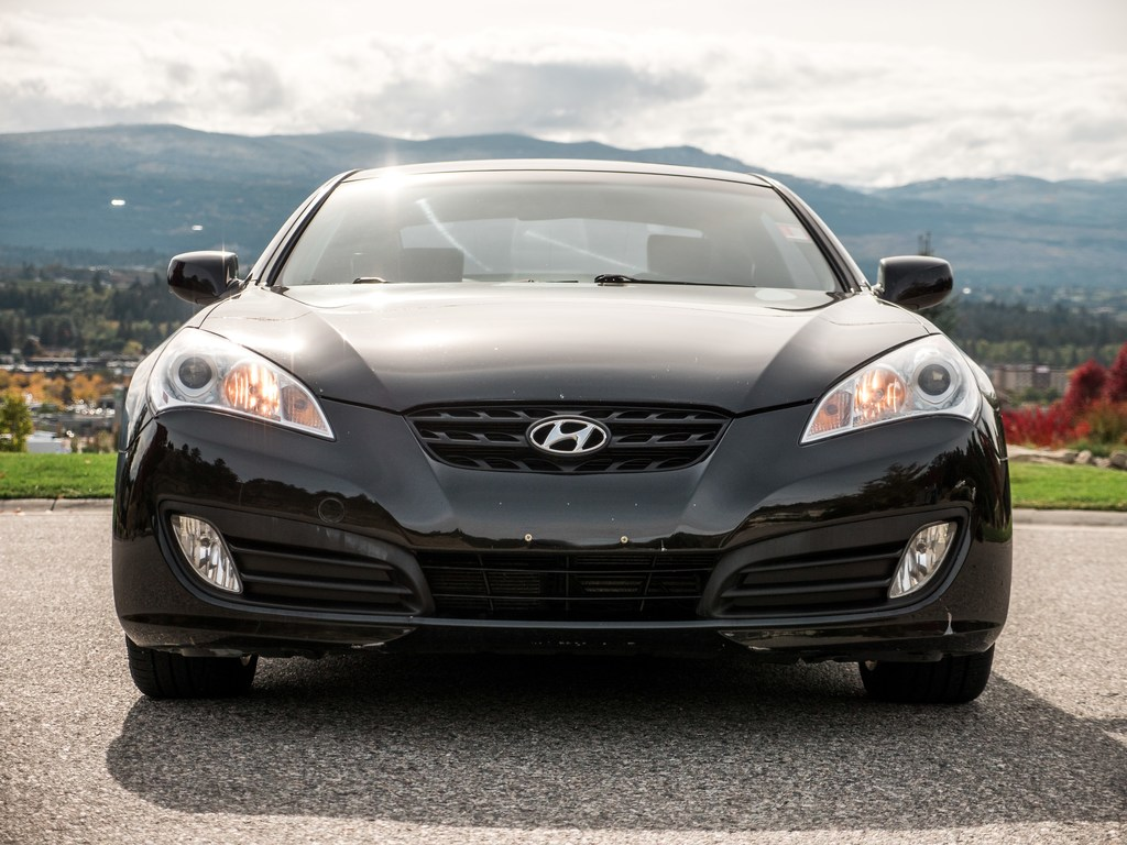 Attractive Pre Owned 2010 Hyundai Genesis Coupe 2.0T GT