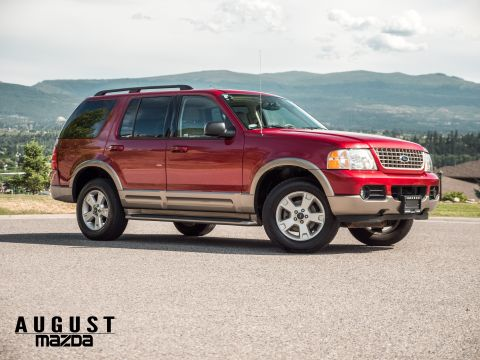 Pre-Owned 2003 Ford Explorer Eddie Bauer