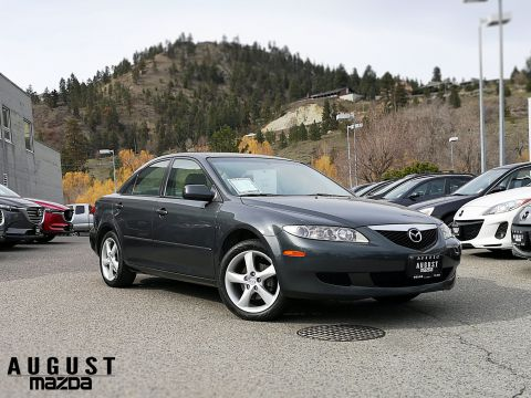 Pre-Owned 2004 Mazda 6 GS