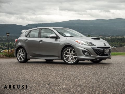 Pre-Owned 2012 Mazda Speed 3 Base