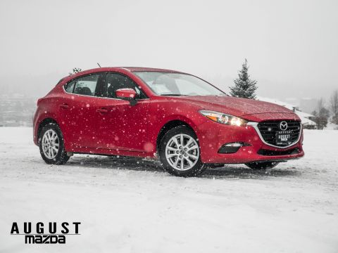 Pre-Owned 2018 Mazda 3 GS