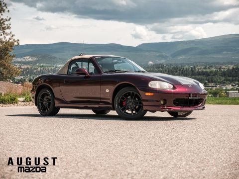 Pre-Owned 2000 Mazda Miata Base