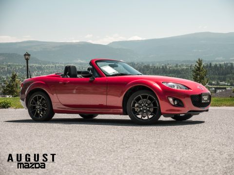 Pre-Owned 2012 Mazda MX-5 Special Edition