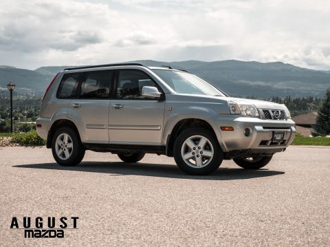 Pre-Owned 2006 Nissan X-Trail SE